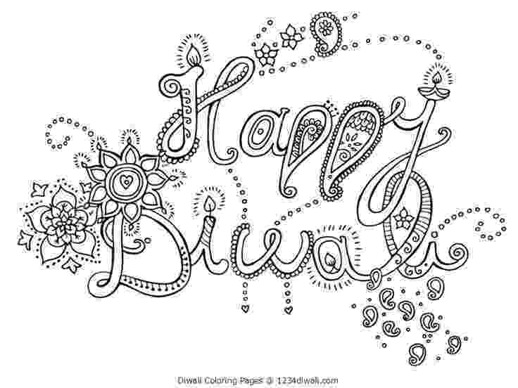 coloring pages of diwali free printable rangoli coloring pages for kids coloring pages of diwali