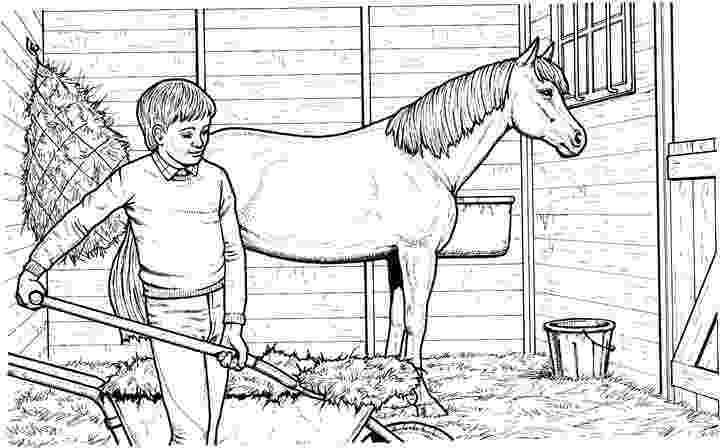 coloring pages of horses and ponies horse coloring pages for kids coloring pages for kids horses coloring pages and of ponies