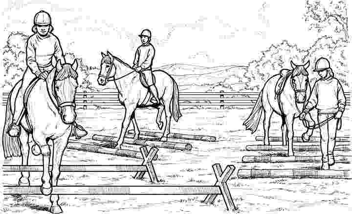 coloring pages of horses and ponies horse riding images free google search therapeutic ponies coloring horses pages of and