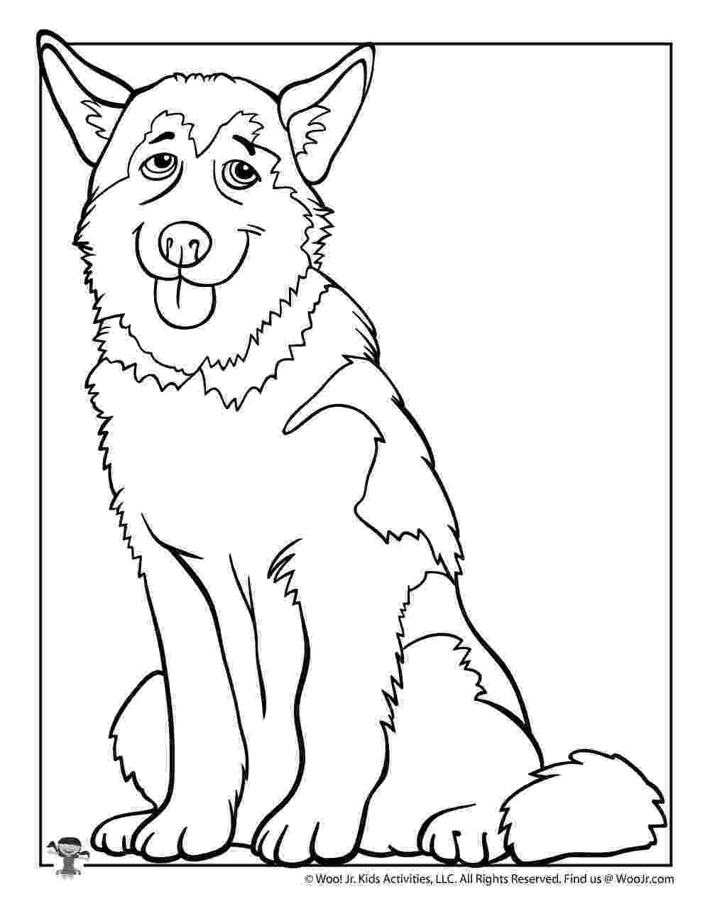 coloring pages of huskies siberian husky coloring pages coloring home huskies of pages coloring