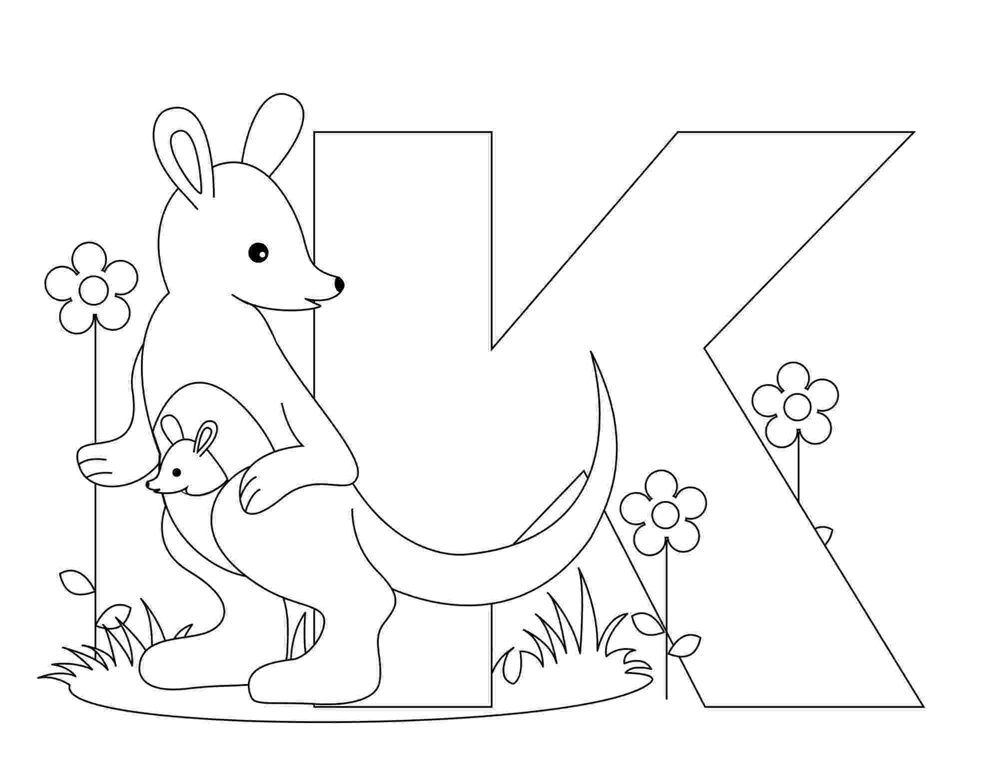 coloring pages of letters free printable alphabet coloring pages for kids best coloring letters pages of 1 1