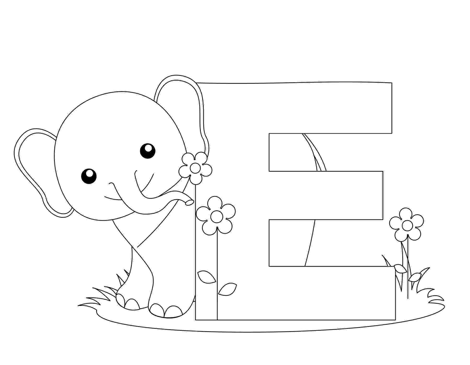 coloring pages of letters free printable alphabet coloring pages for kids best letters coloring pages of