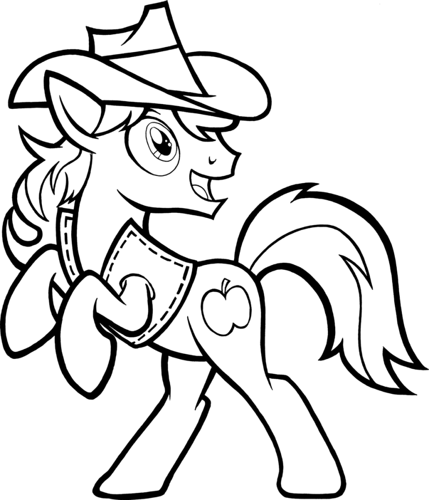 coloring pages of my little pony my little pony coloring pages for girls print for free or pages coloring of pony little my
