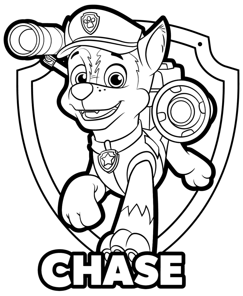 coloring pages of paw patrol paw patrol coloring pages best coloring pages for kids of coloring pages patrol paw