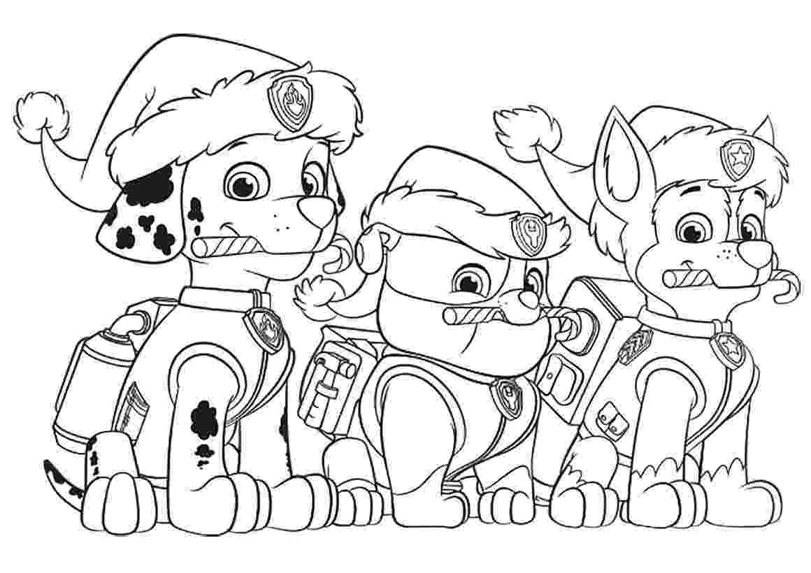 coloring pages of paw patrol paw patrol coloring pages best coloring pages for kids pages paw coloring of patrol