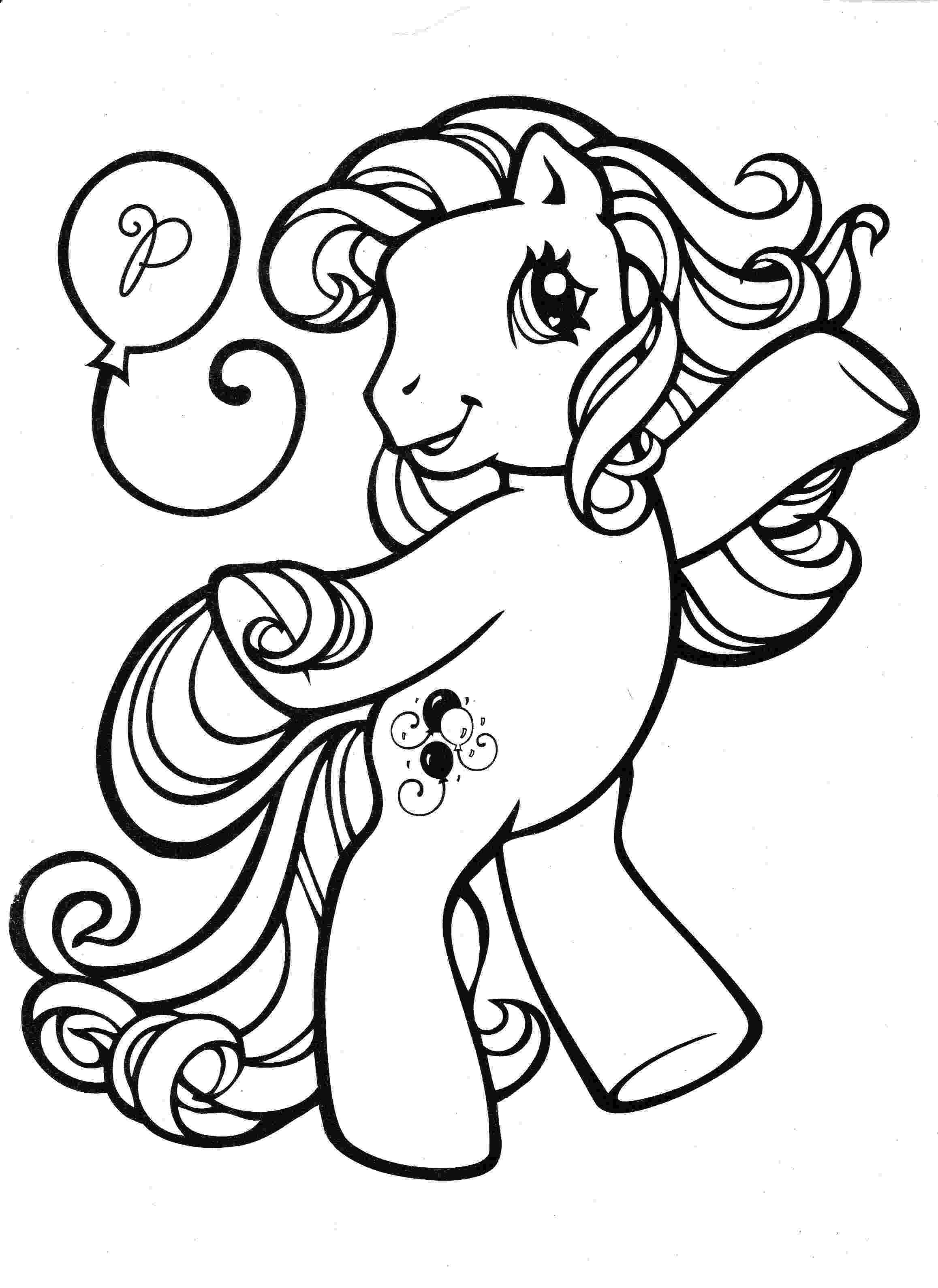 coloring pages of ponies free printable my little pony coloring pages for kids ponies of pages coloring