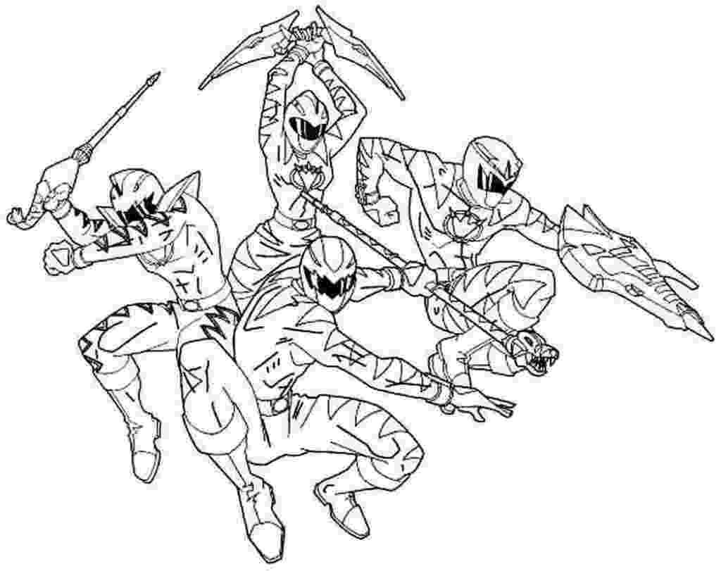 coloring pages of power rangers jungle fury power rangers jungle fury drawing at getdrawingscom jungle pages coloring power fury rangers of
