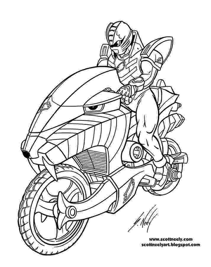 coloring pages of power rangers jungle fury the cool motorcycle of power rangers jungle fury coloring of pages rangers fury jungle power coloring
