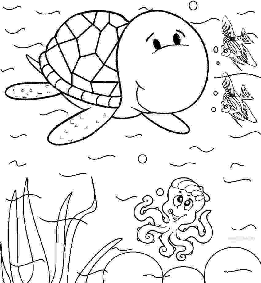 coloring pages of sea turtles printable sea turtle coloring pages for kids cool2bkids coloring pages turtles sea of