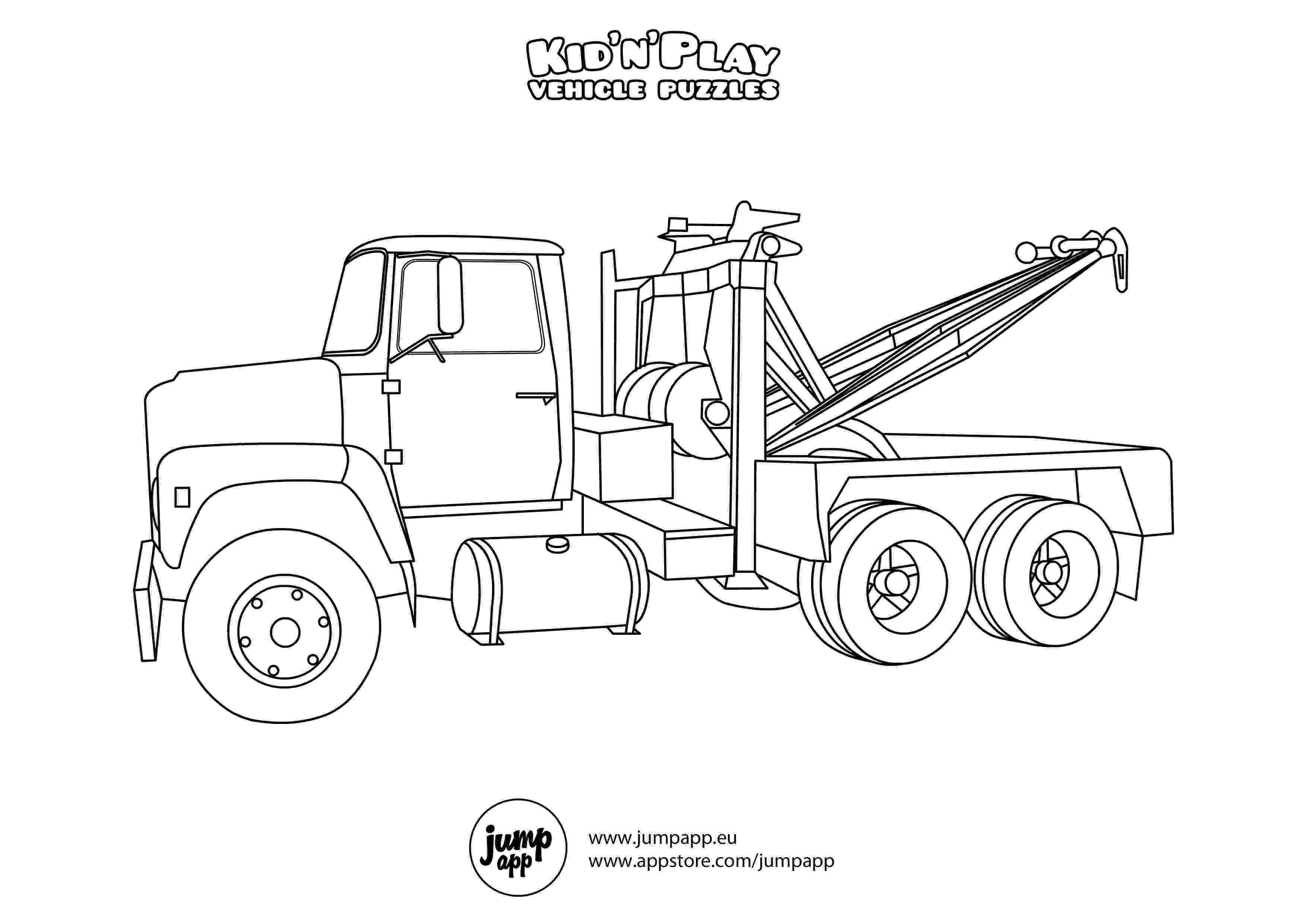 coloring pages of semi trucks semi truck coloring pages to print free coloring books of semi pages trucks coloring