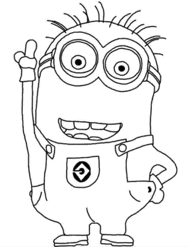 coloring pages online minions minions coloring pages getcoloringpagescom coloring pages online minions