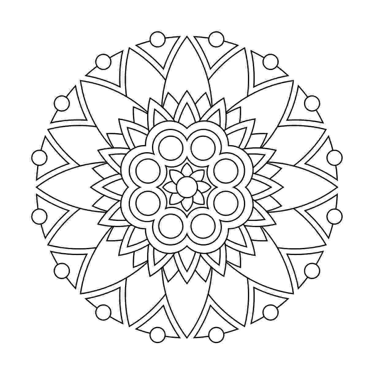 coloring pages pdf 22 printable mandala abstract colouring pages for pages pdf coloring