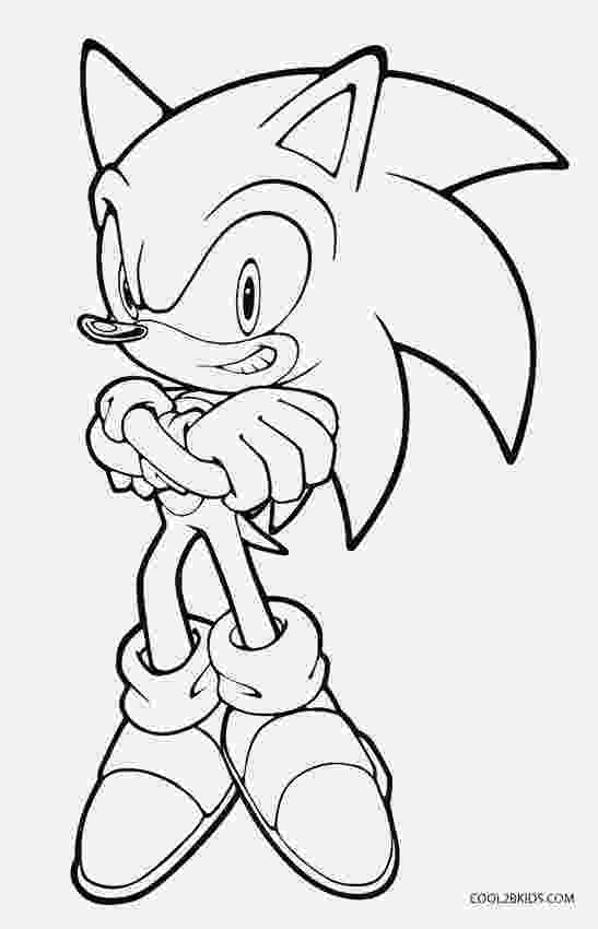 coloring pages sonic characters free printable sonic the hedgehog coloring pages for kids pages characters sonic coloring