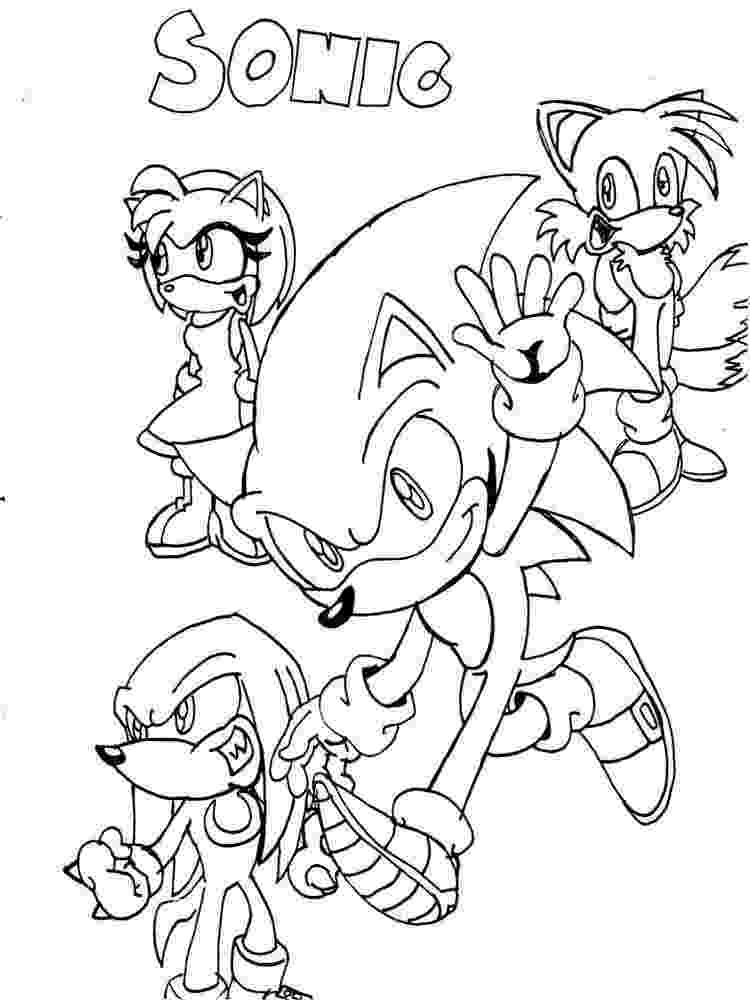 coloring pages sonic characters sonic characters coloring pages for kids printable free coloring sonic characters pages
