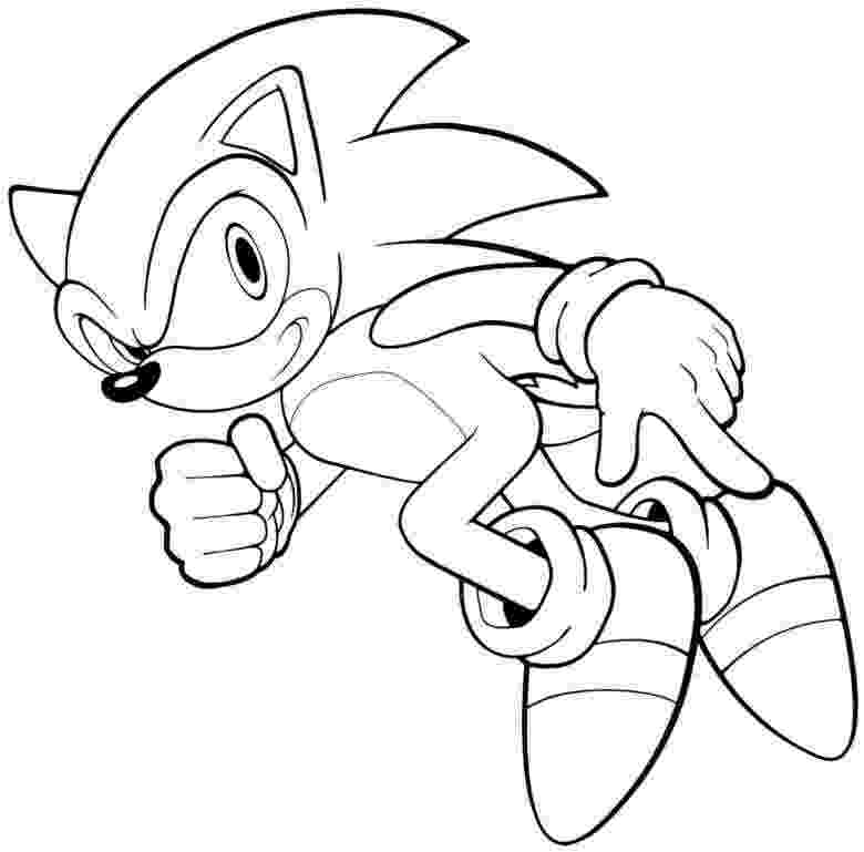 coloring pages sonic characters sonic coloring pages team colors pages sonic characters coloring