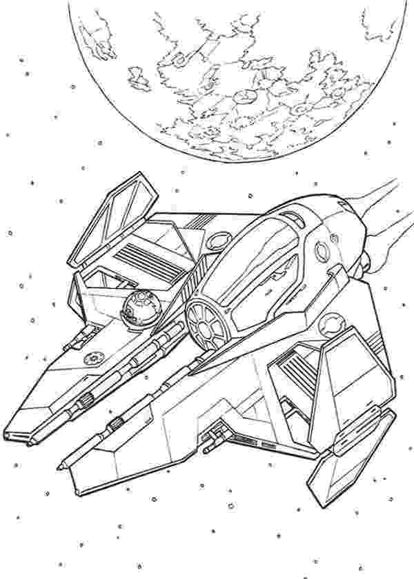 coloring pages star wars ships eta 2 starfighter and t 65 x wing coloring page free wars ships coloring pages star