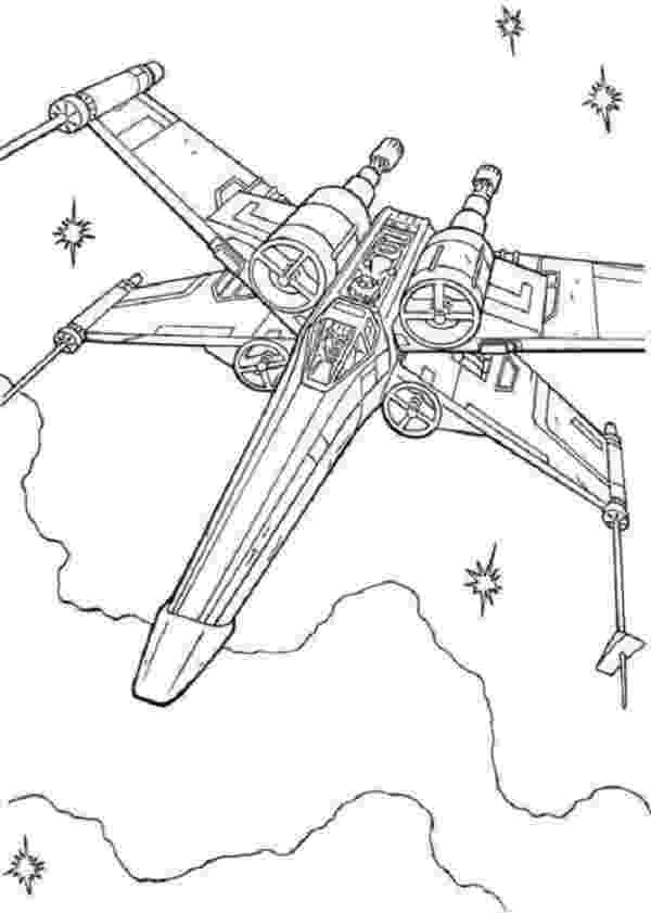 coloring pages star wars ships star wars spaceship drawing at getdrawingscom free for pages wars star coloring ships