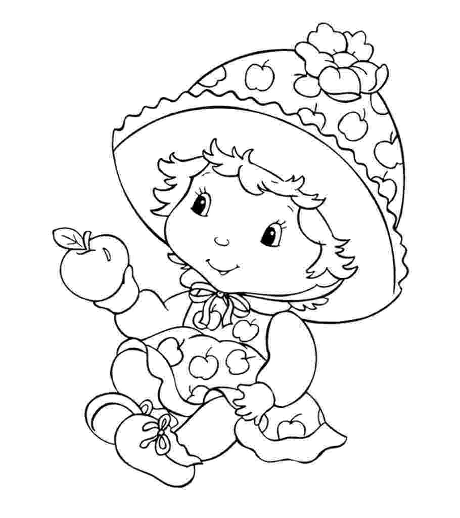 coloring pages strawberry shortcake strawberry shortcake berrykins coloring pages download and strawberry coloring pages shortcake