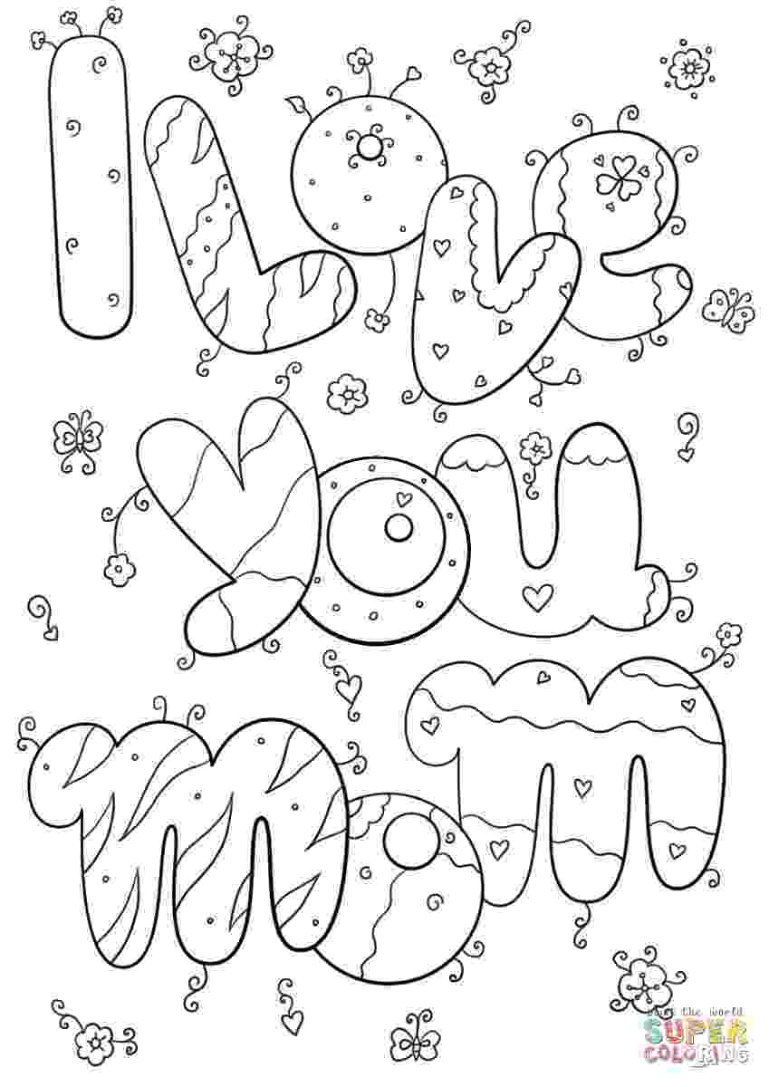 coloring pages that say i love you free printable i love you coloring pages at getcolorings say you coloring love i pages that