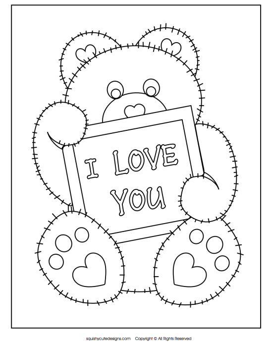 coloring pages that say i love you quotlovequot centered fhe with free printables fab n39 free say i you that coloring love pages