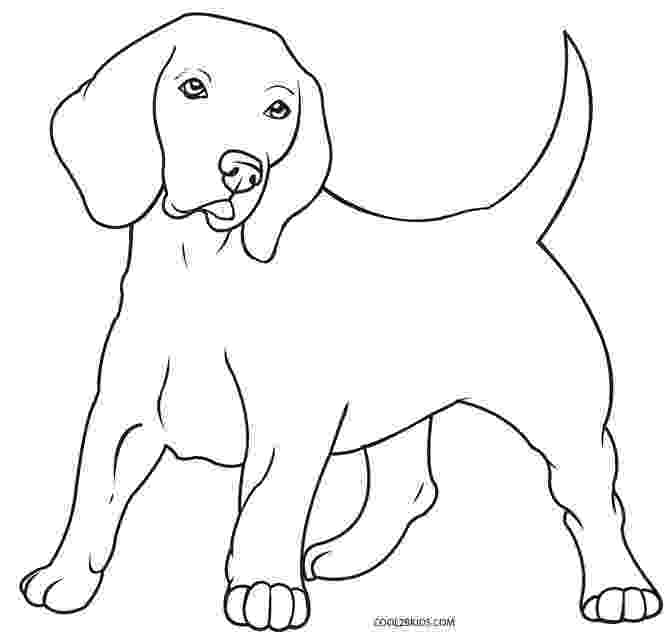 coloring pages to print dogs puppy coloring pages getcoloringpagescom coloring dogs pages to print
