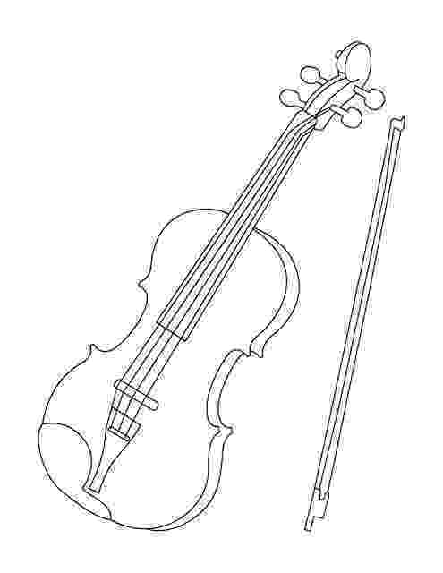 coloring pages violin dibujos de violines para colorear violin pages coloring