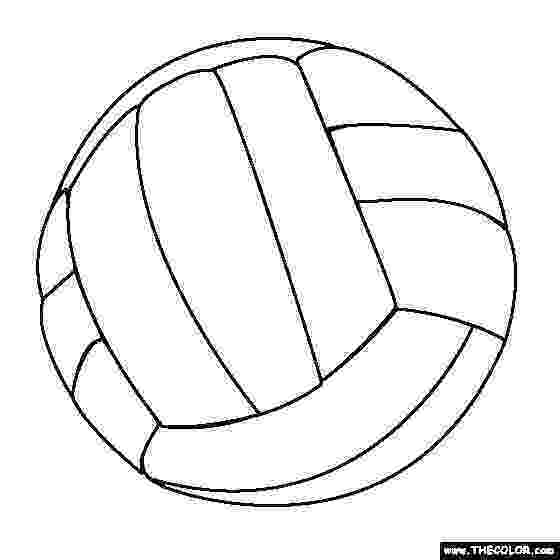 coloring pages volleyball printable volleyball coloring pages for kids cool2bkids pages coloring volleyball 1 2
