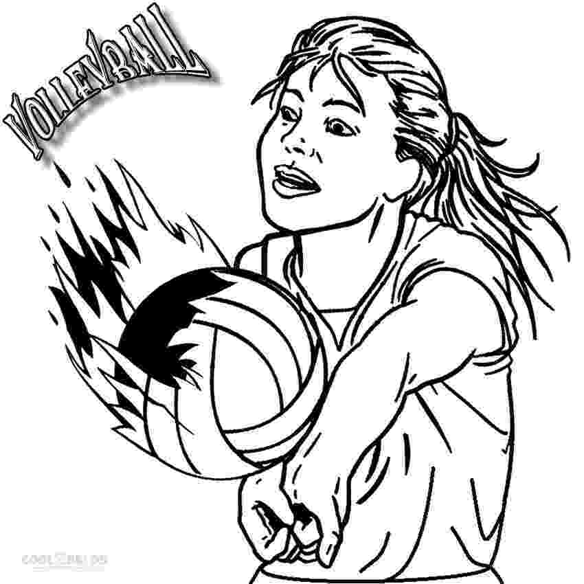 coloring pages volleyball volleyball coloring pages free download on clipartmag volleyball pages coloring