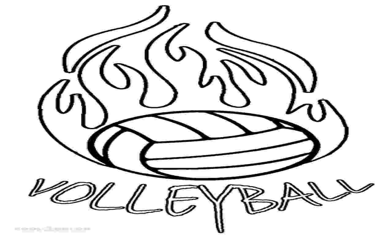 coloring pages volleyball volleyball coloring pages to download and print for free volleyball coloring pages