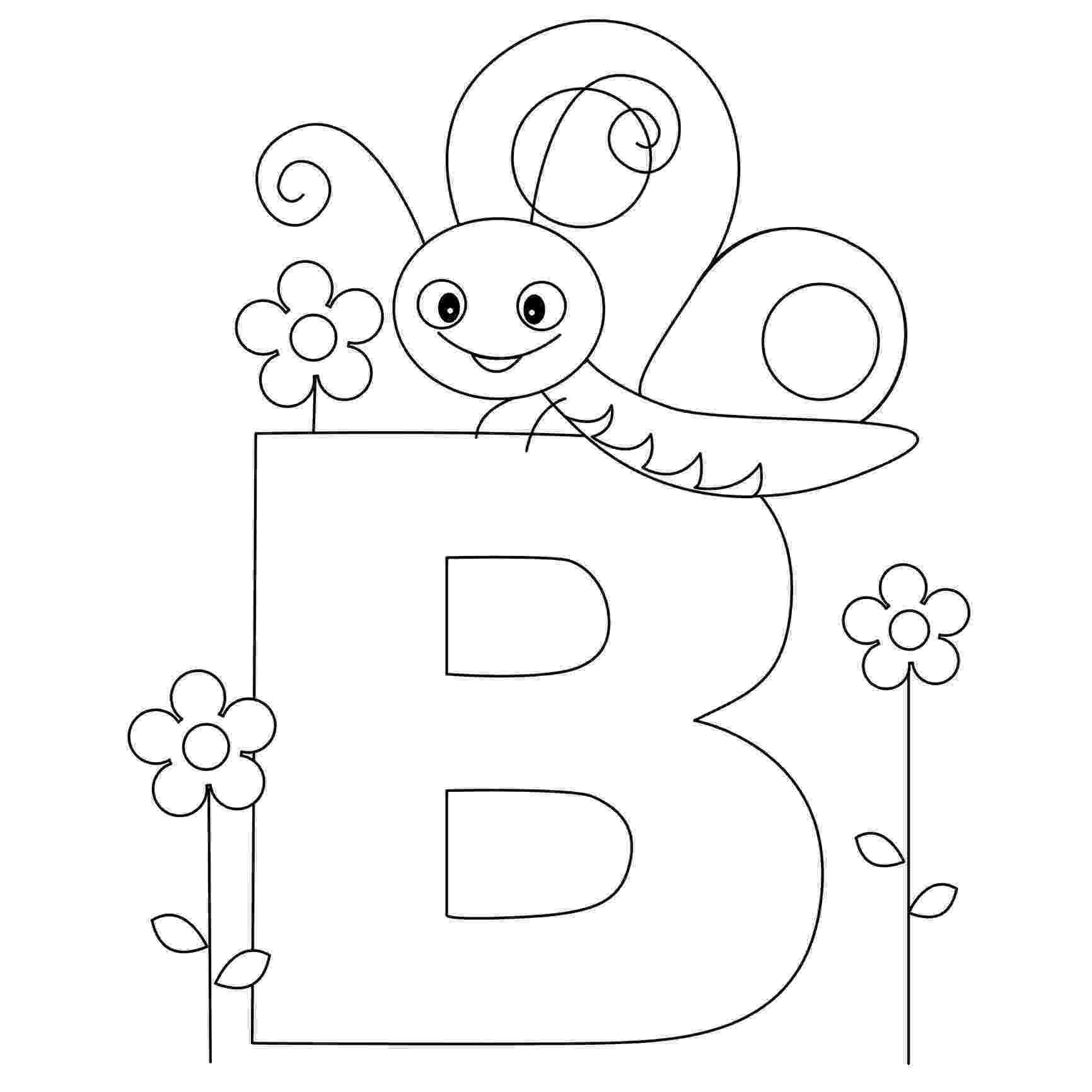 coloring pages with the letter b free printable alphabet coloring pages for kids best the letter b with pages coloring