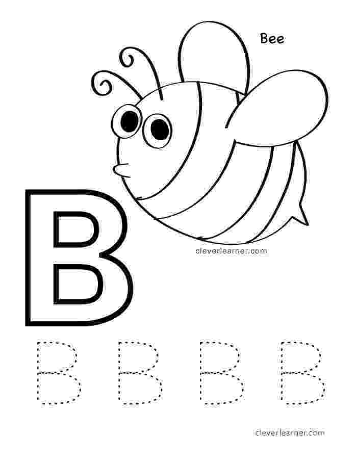 coloring pages with the letter b letter b alphabet coloring pages 3 free printable coloring the letter b pages with