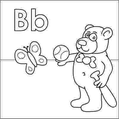 coloring pages with the letter b letter b is for butterfly coloring page free printable coloring letter with the b pages