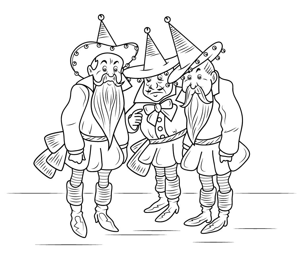 coloring pages wizard of oz kids n funcom 29 coloring pages of wizard of oz oz pages wizard coloring of