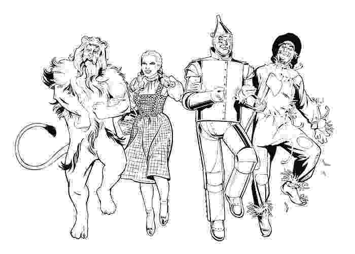 coloring pages wizard of oz wizard of oz coloring pages free coloring pages and coloring wizard of oz pages