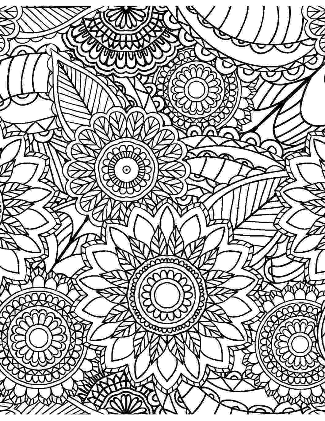 coloring patterns floral pattern coloring page free printable coloring pages patterns coloring