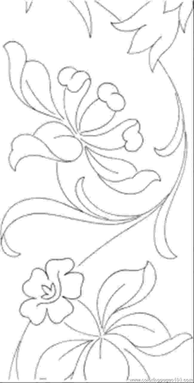 coloring patterns flowers flower page printable coloring sheets flower coloring patterns flowers coloring