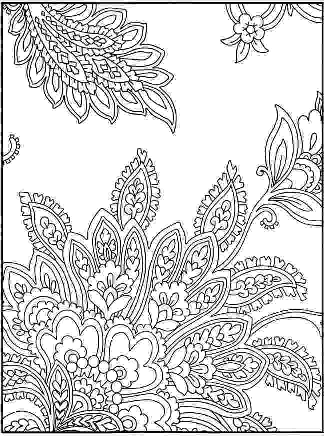 coloring patterns flowers flower pattern coloring page free printable coloring pages patterns coloring flowers