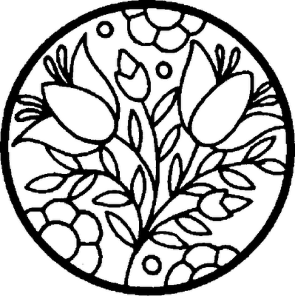 coloring patterns flowers flower pattern coloring pages at getdrawings free download patterns flowers coloring