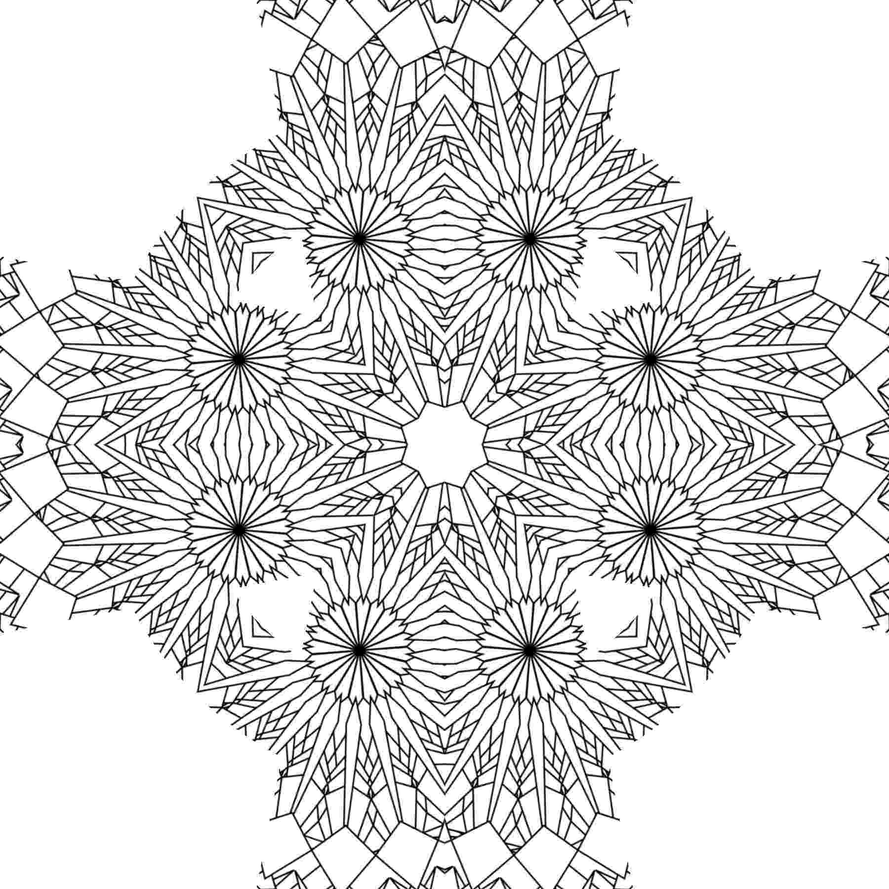 coloring patterns free printable abstract coloring pages for adults coloring patterns