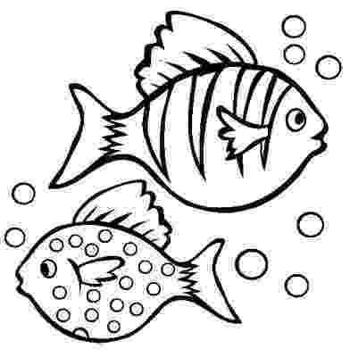 coloring picture fish free fish coloring pages for kids fish picture coloring