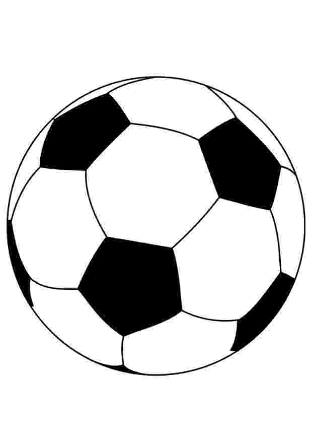 coloring picture of ball soccer ball coloring pages download and print for free of ball coloring picture