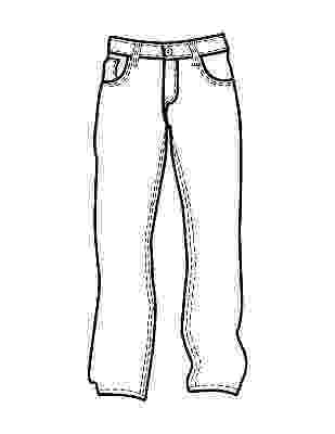 coloring picture of pants jeans clipart colouring page jeans colouring page of coloring picture pants