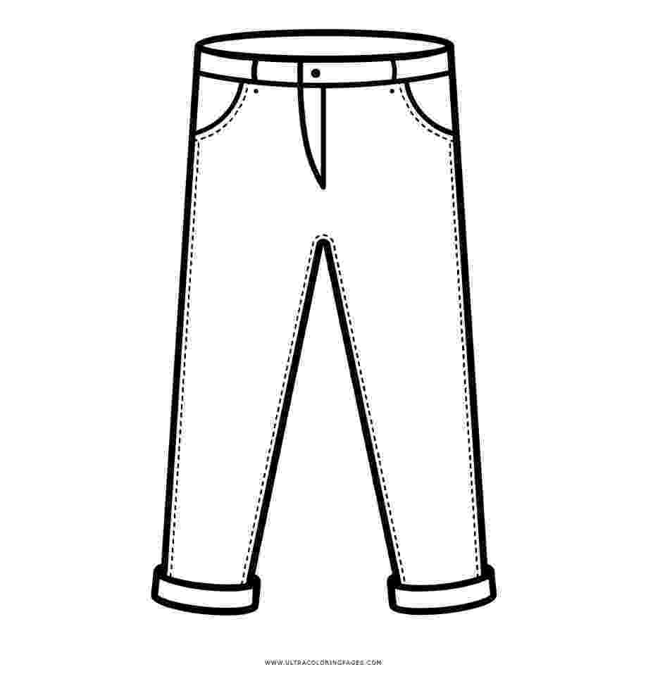 coloring picture of pants pants coloring page coloring home pants coloring of picture