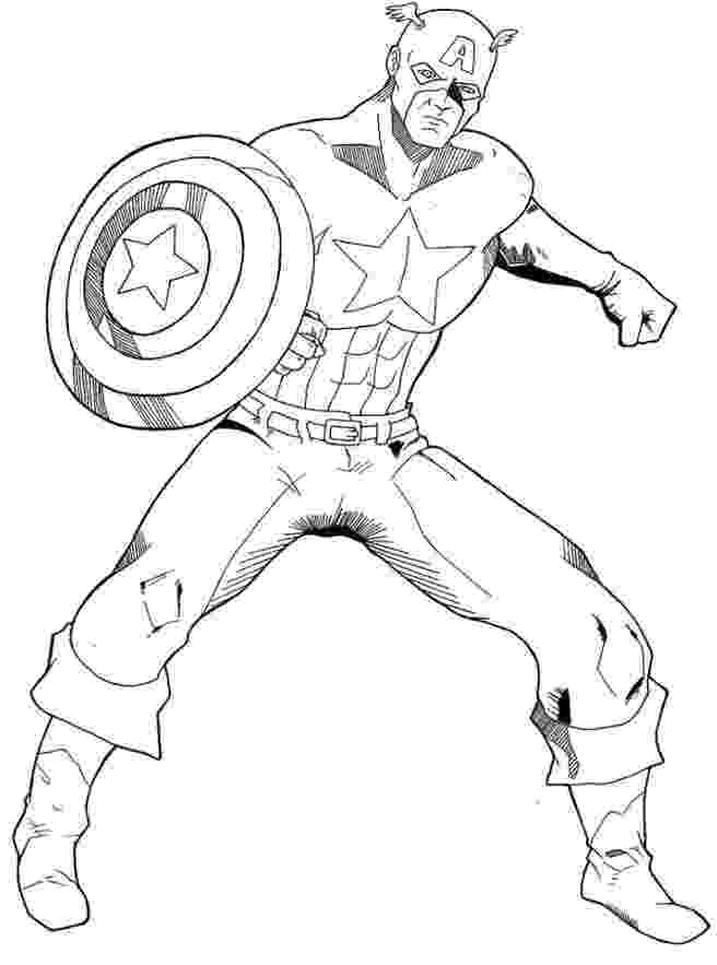 coloring pictures of captain america 16 printable captain america coloring pages print color captain pictures of coloring america