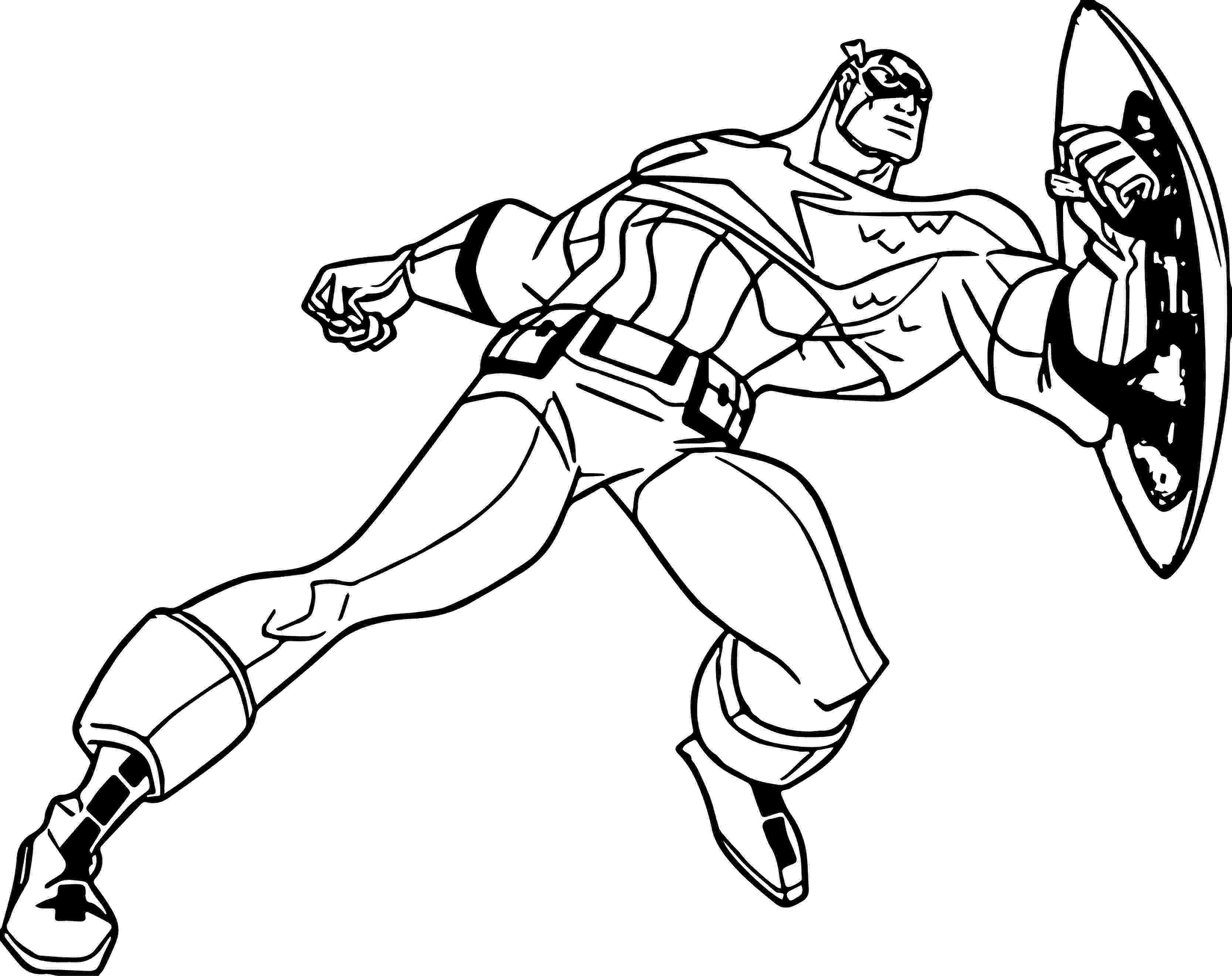coloring pictures of captain america captain america coloring pages free to print coloring america captain pictures of