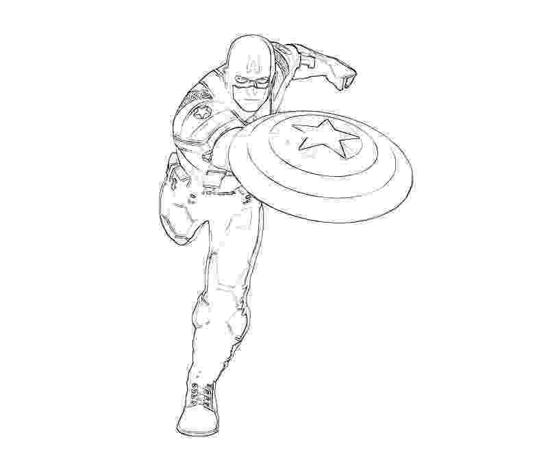 coloring pictures of captain america captain america coloring pages to download and print for free captain coloring america of pictures