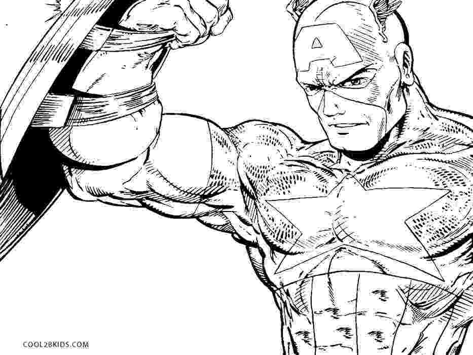 coloring pictures of captain america free printable captain america coloring pages for kids of coloring pictures america captain