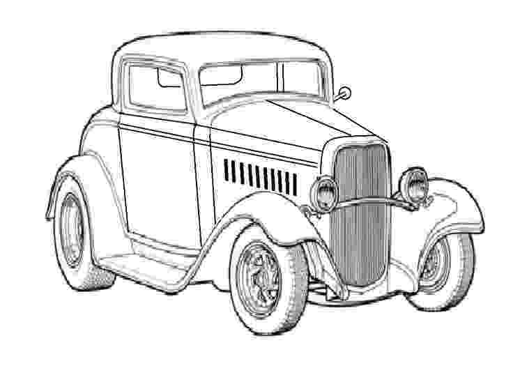 coloring pictures of cars and trucks 74 best images about car coloring pages on pinterest tow coloring trucks cars and pictures of
