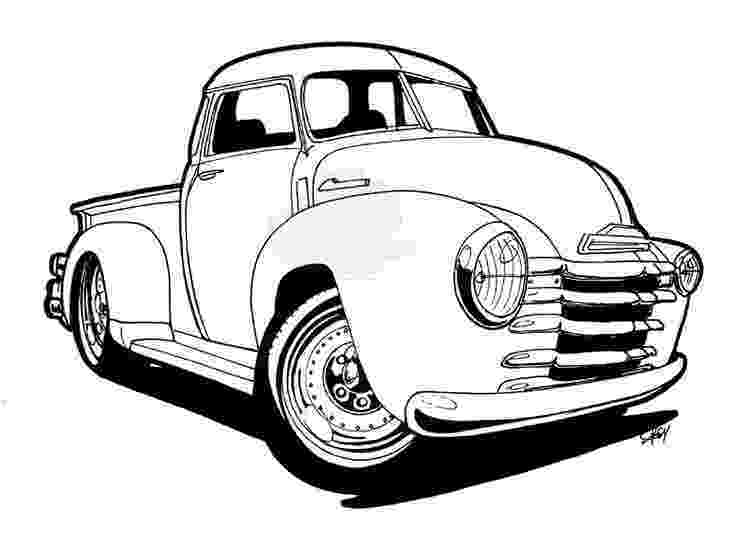 coloring pictures of cars and trucks cars chevy truck coloring pages provide some of the best of and pictures cars trucks coloring