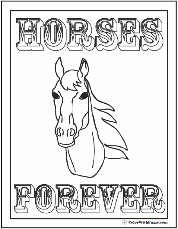 coloring pictures of horses heads animal stronger quot horse head quot coloring to print pictures horses of coloring heads